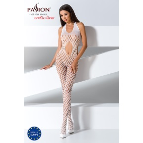 Passion Catsuit Samanta - bílý
